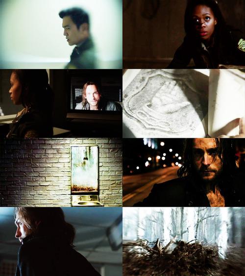 Sleepy Hollow, 1x01