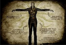 Slender Man Diagram