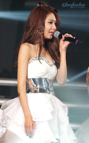 Sooyoung 音乐会 130914