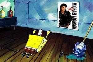 SpongeBob loves MJ:3