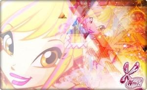 Stella 2D Sirenix ~ karatasi la kupamba ukuta