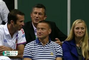 Stepanek Kvitova Cinta 2013