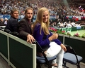 Stepanek Kvitova love.. - tennis photo