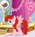 Strawberry Blossom  - my-little-pony-fim-fan-characters photo