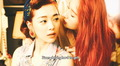 Sulli & Krystal ( F(x) ) - Pink Tape - f-x photo
