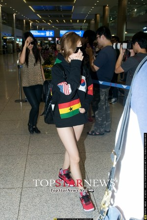 Sunny Airport 130915