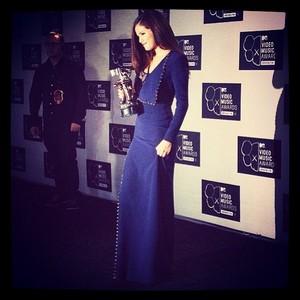 Super sexy Selena Gomez at VMA's 2013