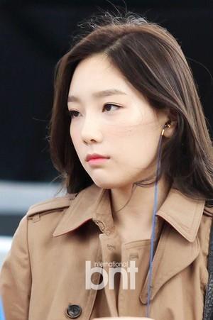 Taeyeon ❤ 130913