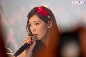 Taeyeon コンサート 130914