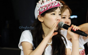 Taeyeon संगीत कार्यक्रम 130914
