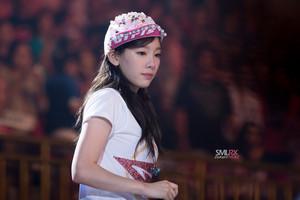 Taeyeon концерт 130914