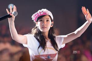 Taeyeon concert 130914