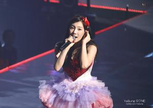 Taeyeon concierto 130914