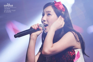 Taeyeon 음악회, 콘서트 130914