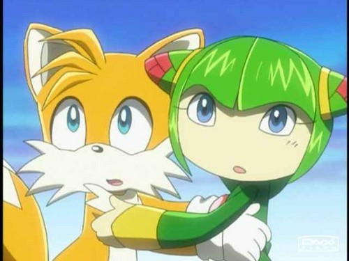 """Miles """"Tails"""" Prower wallpaper with anime entitled Tailsmo"""