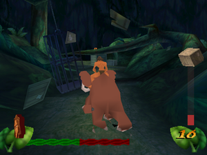 Tarzan (video game)