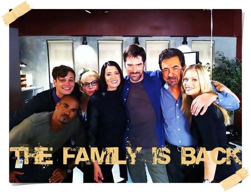 Criminal Minds achtergrond entitled Team Crminal minds Season 7