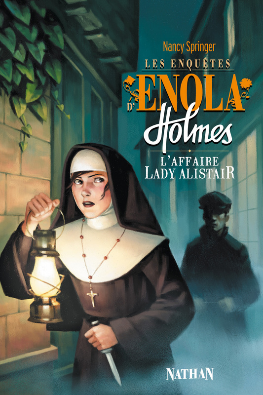 Enola Holmes Mysteries images Book II The Case of the Left-Handed Lady HD  wallpaper and background photos