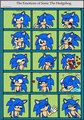 The Emotions of Sonic - sonic-the-hedgehog fan art