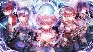 The Five Main Puella Magi