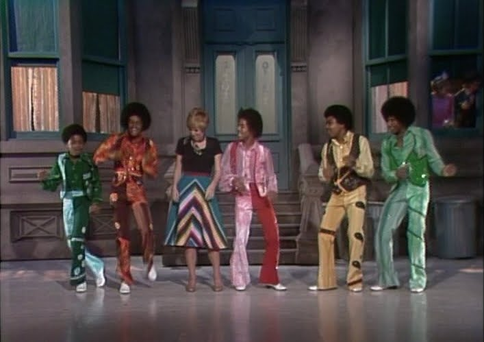 The Jacksons With Carol Burnett