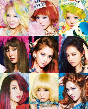 The K-pop Group!