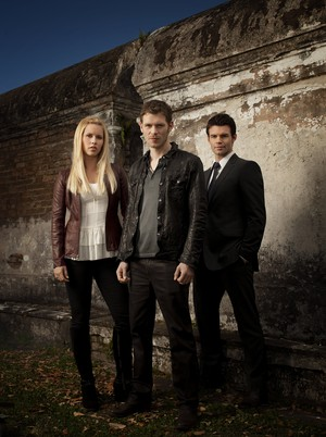 The Originals Season 1 promotional poster