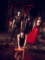 The Vampire Diaries - Season 5 - Promotional Poster - the-vampire-diaries-tv-show photo