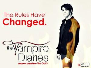 The Vampire Diaries Season 5 Promotional 壁纸
