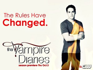 The Vampire Diaries Season 5 Promotional 바탕화면