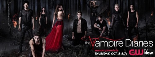 el diario de los vampiros fondo de pantalla called The Vampire Diaries & The Originals - Season 1 Promo Picture