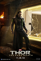 Thor: The Dark World Poster - Loki