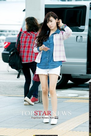 Tiffany Airport 130913