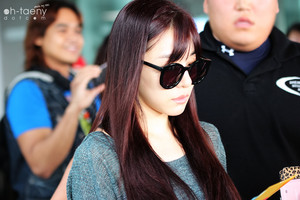 Tiffany Airport 130915