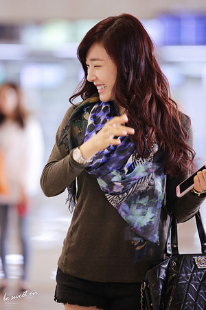 Tiffany Airport 130918