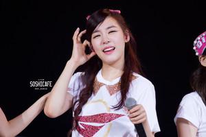 Tiffany buổi hòa nhạc 130914