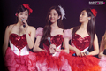 Tiffany, Yuri, and Seohyun Concert 130914