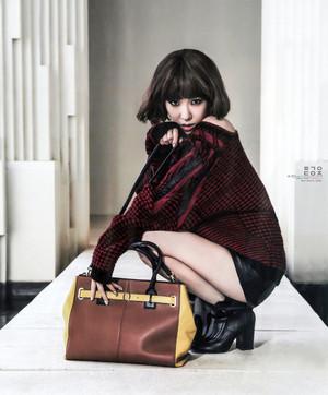 Tiffany for Nylon