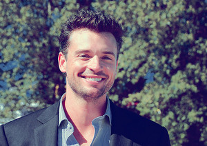 Tom Welling at the Venice Film Festival(2013)