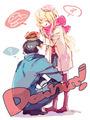 Toradora - anime fan art