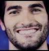 Tyler Hoechlin picha containing a portrait titled Tyler Hoechlin Smile
