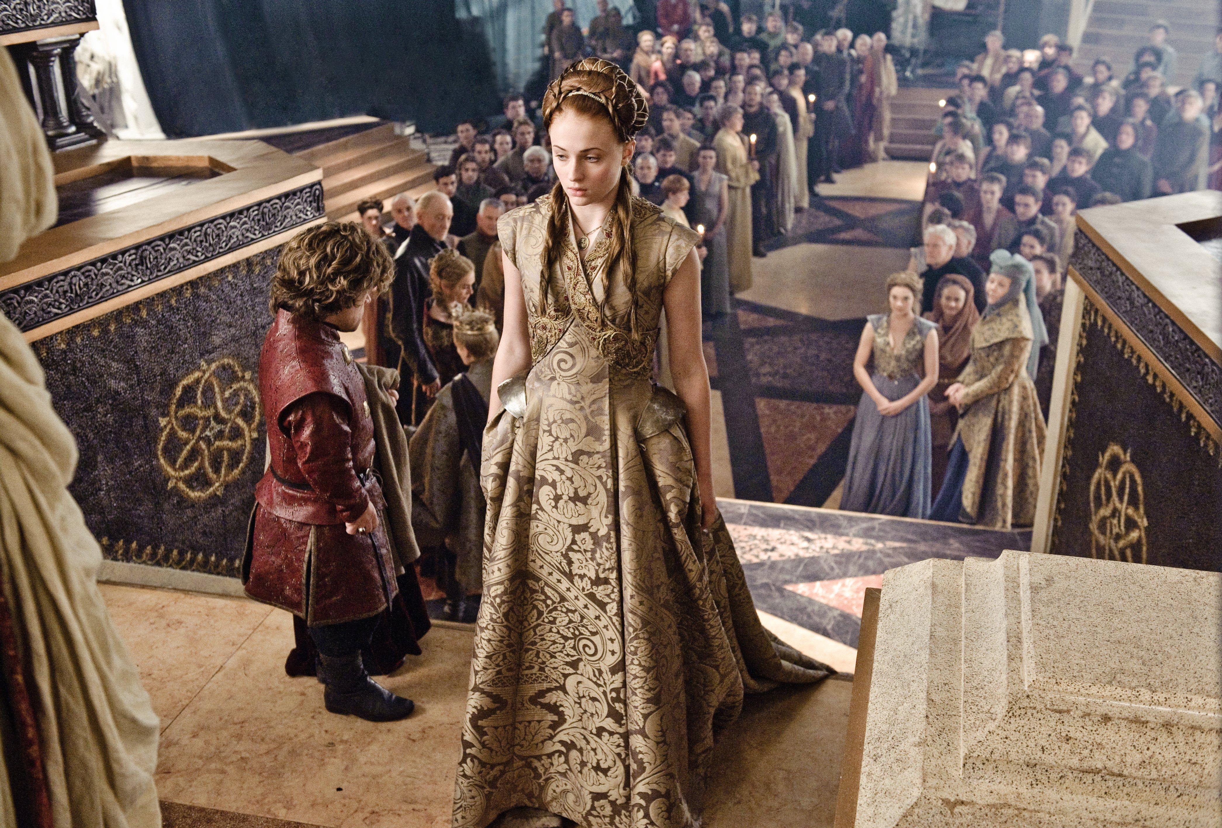 Tyrion and Sansa images Tyrion Lannister & Sansa Stark HD ...