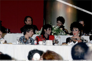 United Negro College Fund Awards ужин Back In 1988