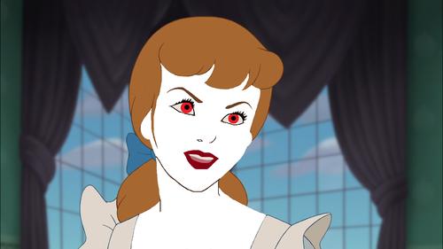 डिज़्नी क्रॉसोवर वॉलपेपर entitled Vampire सिंडरेला