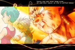 Vegeta's Sacrifice ~ Little While