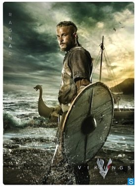 Vikings - Season 2 - Comic-Con 2013 - Promotional Character Cards