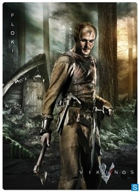Vikings - Season 2 - Comic-Con 2013 - Promotional Character Cards