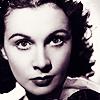Vivien Leigh photo with a portrait entitled Vivien Leigh