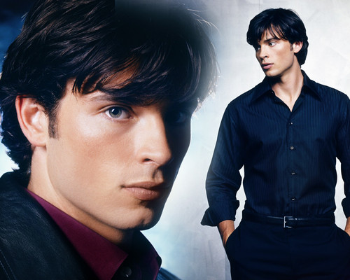 Tom Welling Hintergrund containing a well dressed person titled WPClark2