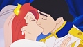 Walt डिज़्नी Screencaps - Princess Ariel & Prince Eric